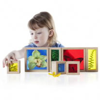 Guidecraft Treasure Blocks Primary